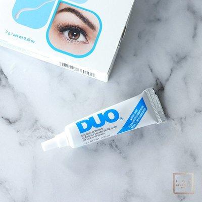 XXB西西比彩妝~【保稅BS】Duo Eyelash Striplash Adhesive Glue 透明假睫毛膠