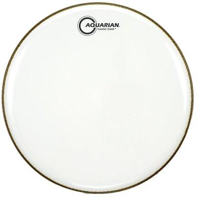 """[反拍樂器]AQUARIAN Classic Clear Snare Head CCSN 14"""" 鼓皮 免運費"""