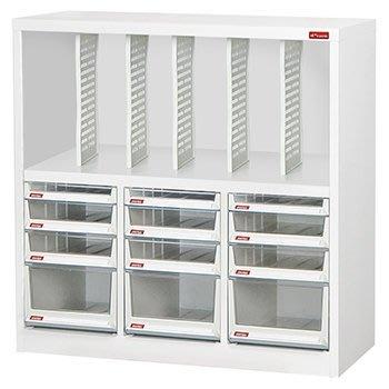 《瘋椅世界》OA辦公家具全系列 A4XM3-121-5V 三排落地型樹德櫃/效率櫃/檔案櫃/收納櫃/公文櫃/文件櫃