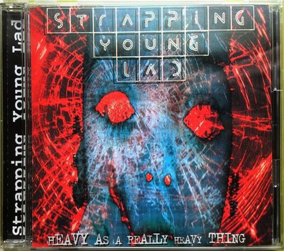 Strapping Young Lad - Heavy As A Really Heavy Thing 二手日版