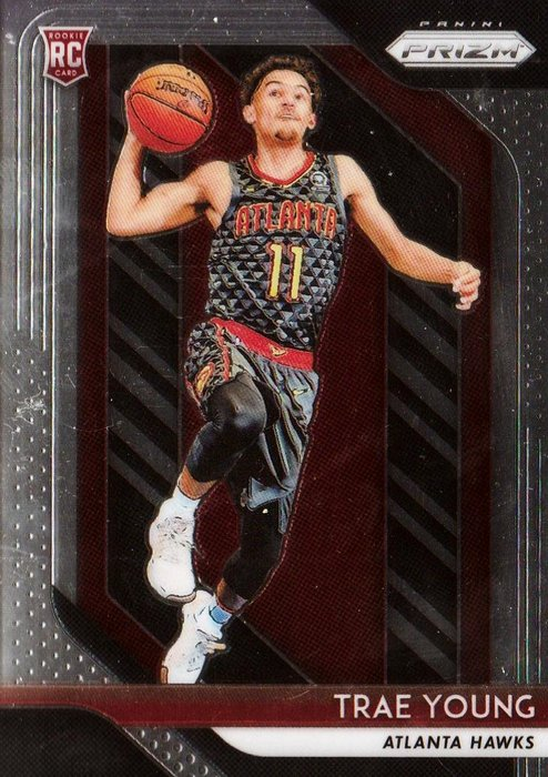 【Nong*4776】2018-19 PANINI PRIZM TRAE YOUNG (RC)
