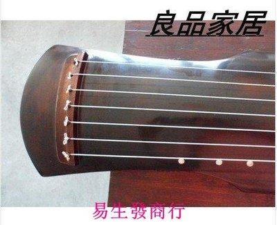 【易生發商行】超值伏羲式古琴,推薦練習琴送琴穗防滑琴墊初學者古琴超值練習F6266