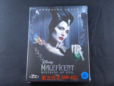 [藍光先生BD] 黑魔女2 Maleficent:Mistress of Evil 限量精裝鐵盒版