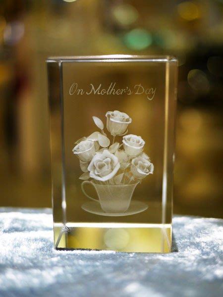 【芮洛蔓 La Romance】璀璨水晶 - On Mother s Day / 母親節 / 情人節 / 玫瑰花