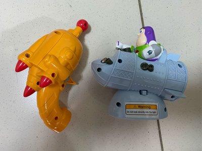 玩具總動員4巴斯光年雷射槍遊戲組