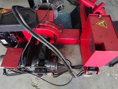 大車拆胎機  巴士 遊覽車輪胎拆胎機 中古大車拆胎機 26吋 1200mm 先詢問 再報價