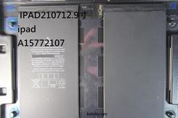 全新12.9寸ipad pro IPAD 平板2107款 A1577電池
