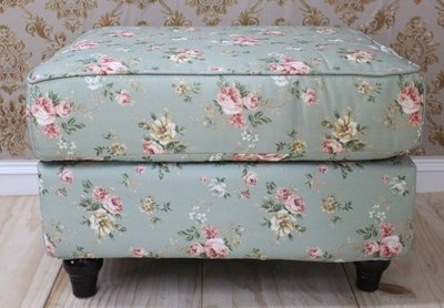 沙發 2人 / 3人 /沙發凳/L型/跨腳椅/客廳椅/小孩椅(經典花)