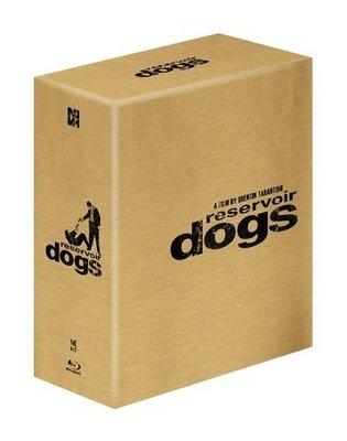 毛毛小舖--藍光BD 霸道橫行 三合一限量鐵盒版(中文字幕) Reservoir Dogs 昆汀塔倫提諾