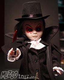 全新Mezco  Living Dead Dolls Exclusives Jack the Ripper Star Images UK exclusive