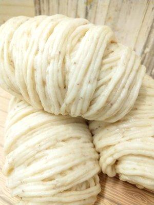 吉芳包子饅頭* 芋頭花捲 有層次感的饅頭 銀絲捲 低糖 低油 純手工 純素.素食