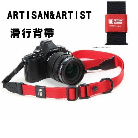 ARTISAN&ARTIST 相機背帶 日本原裝 ACAM-E25N 滑行背帶  ♡LUCI日本代購♡