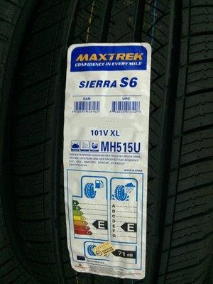 巴博士鋁圈烤漆拋光真圓的Maxtrek輪胎265/45/21,新店華城店找巴博士0903521779