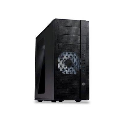 [米特3C數位] 酷碼 Cooler Master N400 黑化機殼/NSE-400-KKN2