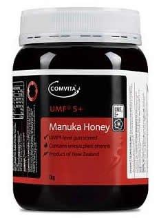 *╮e'Best╭* 紐西蘭 Comvita 康維他 Active UMF 5+ Manuka Honey 活性麥蘆卡蜂蜜 1kg