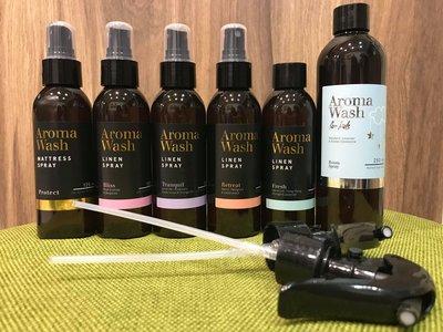 【澳洲Adairs】床墊寢具天然精油香氛噴霧Linen Spray125ml 薰衣草/玫瑰/清新/甜橙/尤加利超新鮮現貨