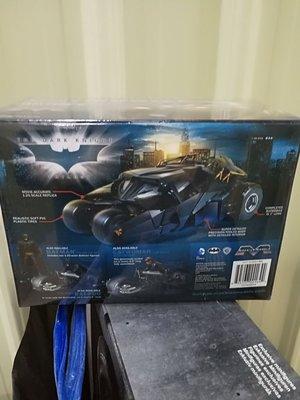 Batman Batmobile Tumbler (The Dark Knight Rises) 1:25 scale (Christmas Sale)