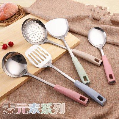 特價不鏽鋼鍋鏟 鏟子勺子創意廚具湯勺大漏勺炒菜鏟炊具家用
