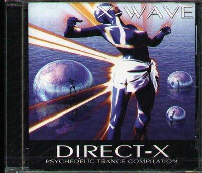 K - X-Wave a.k.a.DJ Miko - Direct X - 日版 - NEW