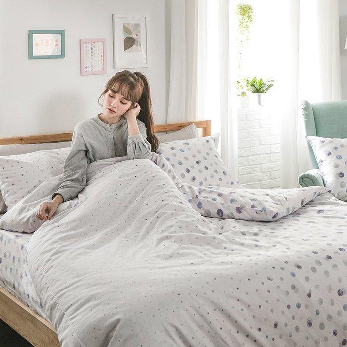 床包 / 雙人加大【律動永恆】含兩件枕套  60支精梳棉  戀家小舖台灣製AAS301