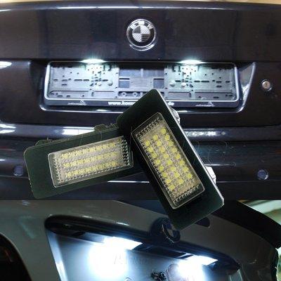 【PA LED】BMW LED 牌照燈 外銷品 F22 F23 F45 2-Series Canbus 不亮故障燈