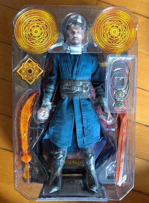 Hottoys The Avengers Infinity War Dr Strange 2.0 奇異博士