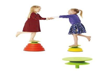 ☆天才老爸☆→【GONGE】建構島-搖晃圓盤 ← 兒童 幼教具 教學 道具 設備 感覺 統合綜合 訓練 運動 平衡 協調