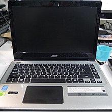3266  ACER ASPIRE E1-472G  i5  四核心筆電  百元起標