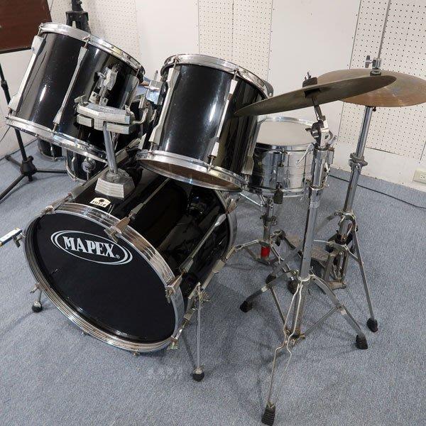 《民風樂府 自用品出清》日本製 TAMA 爵士鼓組 練團室出清