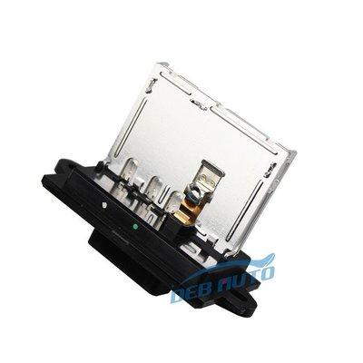 德寶日產 NISSAN 原廠零件 TIIDA LIVINA手動空調冷氣鼓風機電阻 模塊 冷氣風箱電阻(4P一排)  #川川而上#RKYYU142