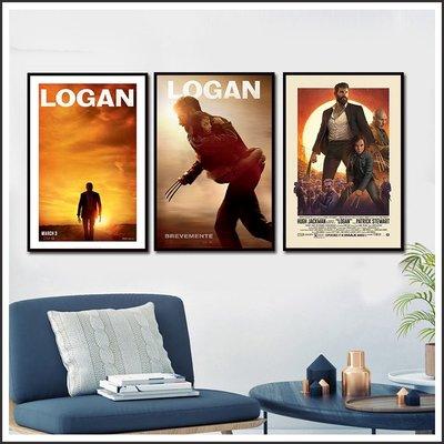 羅根 金鋼狼3 Logan 海報 電影海報 藝術微噴 掛畫 嵌框畫 @Movie PoP 賣場多款海報~