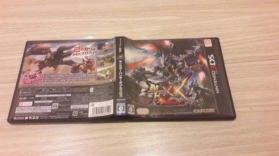 N3DS 3DS 魔物獵人XX 獵人XX  MONSTER HUNTER XX MHXX 非 4G MH4G 售1150