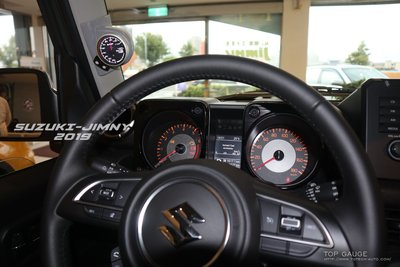 【精宇科技】SUZUKI JIMNY 專車專用 A柱錶座