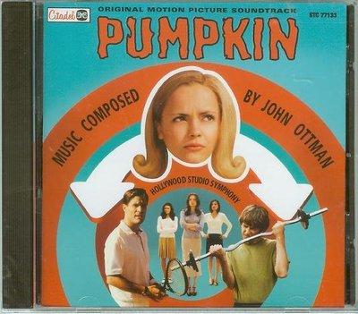 """""""她不笨,她是我老婆/千金情(Pumpkin)""""- John Ottman(06),全新美版"""