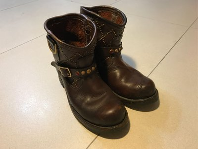 Irregular by Hollywood Trading Company Vintage Boots 短靴