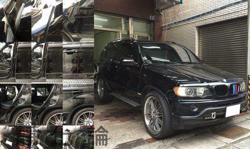 BMW X5 E53 系列 可用 (全車風切套組) 隔音條 全車隔音套組 汽車隔音條 靜化論 公司貨
