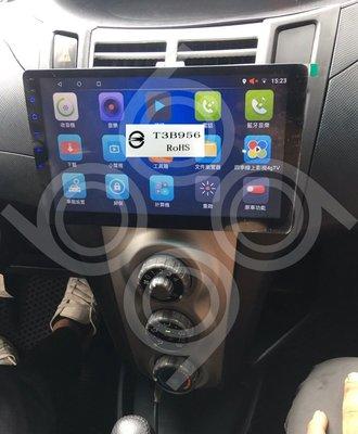 九九汽車音響 Toyota Yaris -10吋旋轉安卓機.usb.籃芽.網路電視.正版導航.到府安裝