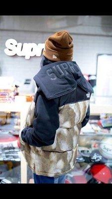 Supreme Split Hood Zip up Sweat HOODIE Suprme logo  連帽 yeezy