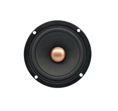 3吋全音域喇叭單體 銅鈹膜音帽 英國技術 發燒小喇叭 揚聲器(1對2個)