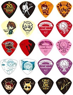 〖好聲音樂器〗日本限定 Ken Original Pickset 日本 PICK 彈片 吉他 烏克麗麗 貝斯