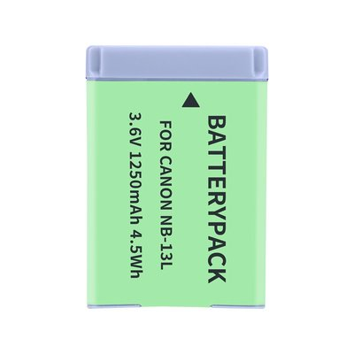 相機電池倍量 NB-13L電池for佳能G7X G7X2 G9X SX620 SX720 G1XmarkIII相機G5X