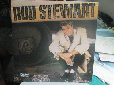 西洋黑膠~王洛史都華ROD STEWART - HERE TO ETERNITY   專輯  盤美近全新~原版唱片