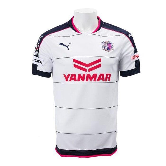2016 日本職業足球J1 Cerezo 大阪PUMA客場球衣 日本製 XL Size 無背號數量有限