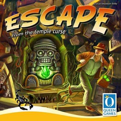 【陽光桌遊世界】(特價) Escape: The Curse of the Temple 密室脫逃:受詛咒的神廟