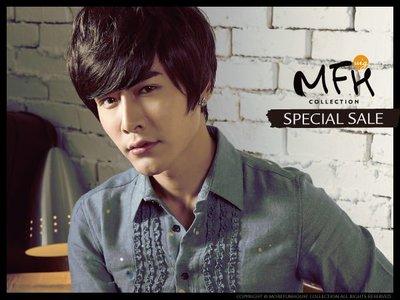 MFH韓國男生假髮~晟敏深情熟男髮款【M057035】韓國髮型男假髮男生髮型 流行造型髮
