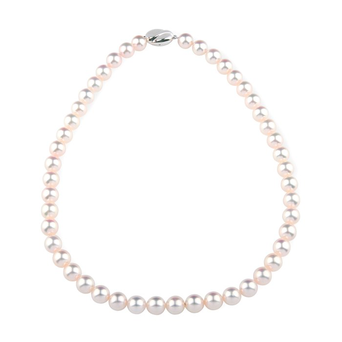 【JHT金宏總珠寶/GIA鑽石專賣】 天然珍珠串鍊(JB50-A10)