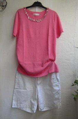 Bon Genre 粉紅針織衫 - 標~