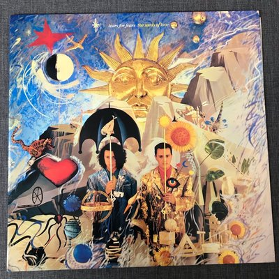 Tears For Fears – The Seeds Of Love 1989年 英版