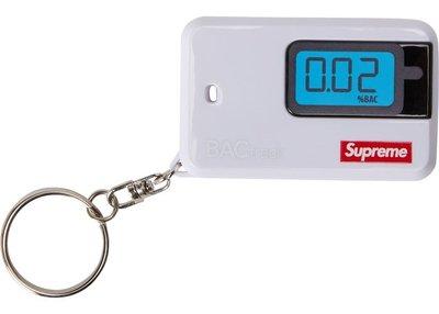 「Rush Kingdom」Supreme BACtrack Go Keychain 酒測機