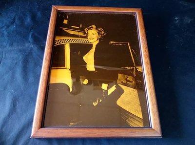 *阿柱的店* 早期 復古 瑪麗蓮夢露 Marilyn Monroe 剪報 裝飾 壁掛 可參考 台南市